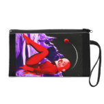 Space Babe Wristlet Clutch
