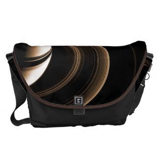 Space Bags Saturn Messenger Bag
