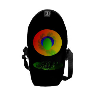 Space Ball - Small Bag Courier Bags