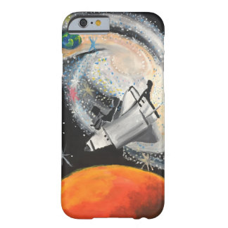Space Barely There iPhone 6 Case