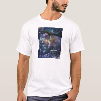 Space Behold the Galaxy T-Shirt