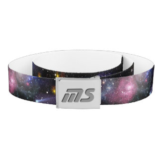 Space Belt with (or without) Initials
