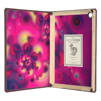 Space Blooms iPad Air Covers