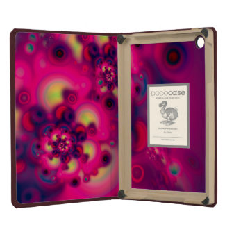 Space Blooms iPad Mini Cover