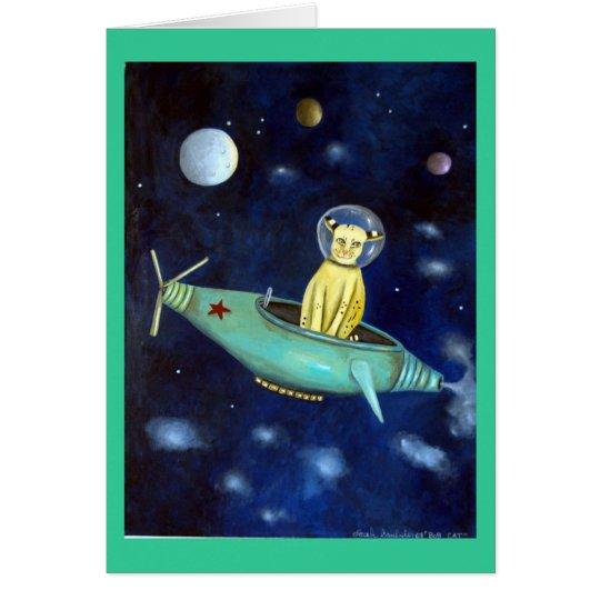 Space Bob Card