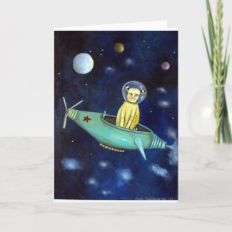 Space Bob Cards