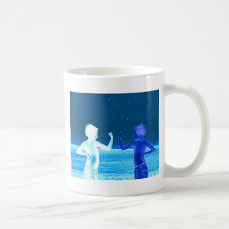 Space boys coffee mug