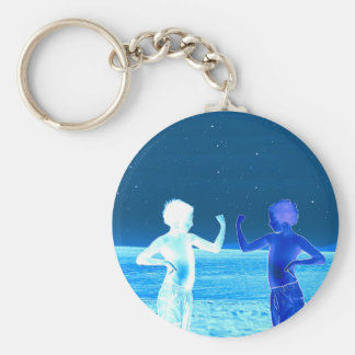 Space boys keychain