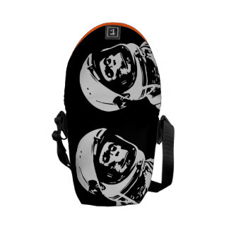 SPACE BROTHERS MESSENGER BAGS
