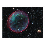 Space Bubble Post Cards