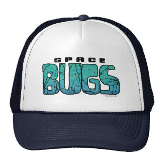 Space Bugs hat