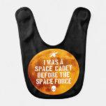 Space Cadet Baby Bib