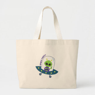 Space Cadet Canvas Bags