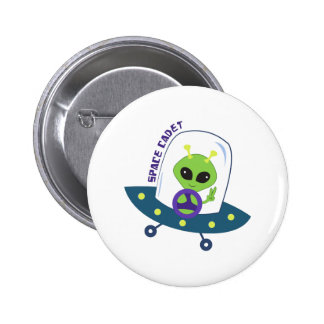 Space Cadet Pin