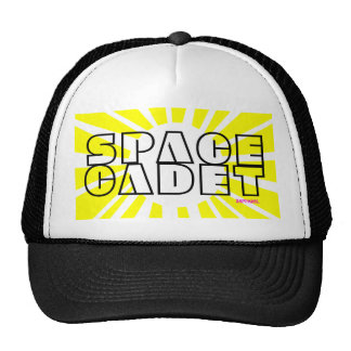 SPACE CADET by 3APPAREL Trucker Hat
