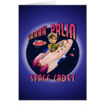 Space Cadet... Card