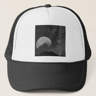 Space Cadet Moon Child Trucker Hat