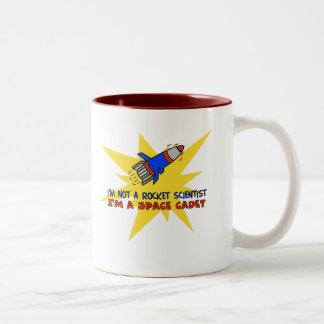Space Cadet Coffee Mugs