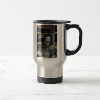 Space Cadet Stainless Steel Travel Mug