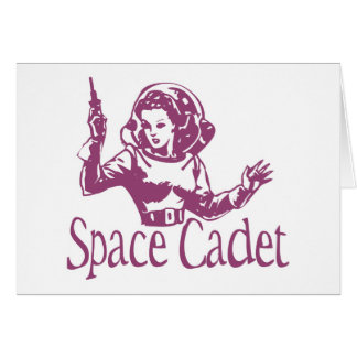 Space Cadet Pink Cards