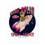 Space Cadet... Post Card