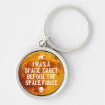 Space Cadet Premium Key Chain