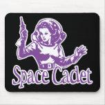 Space Cadet Purple Mousepad
