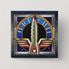 Space Cadet Square Button