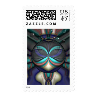 Space Cadet Stamps