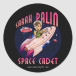 Space Cadet... Stickers