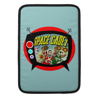 Space Cadet TV Sleeve For MacBook Air