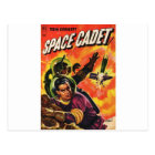 Space Cadets Postcard
