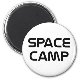 Space Camp 2 Inch Round Magnet