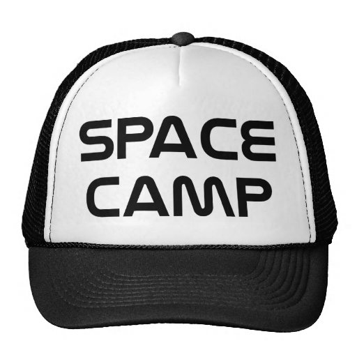 Space Camp Hat