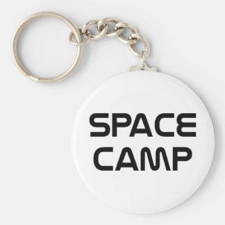 Space Camp Keychain