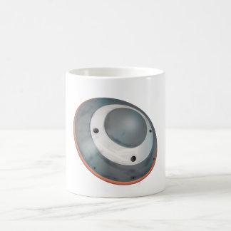Space Capsule Classic White Coffee Mug