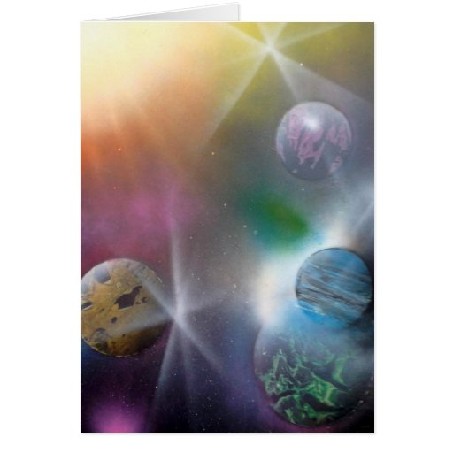 Space Cards