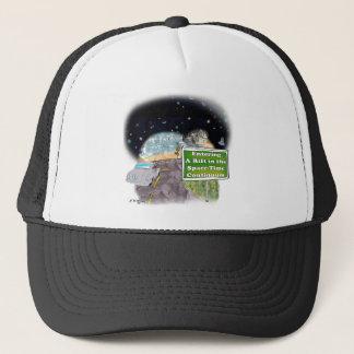 Space Cartoon 8800 Trucker Hat
