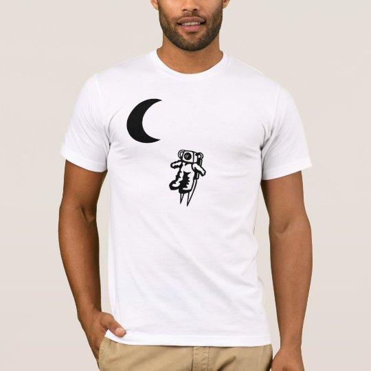 Space Cartoon T-Shirt