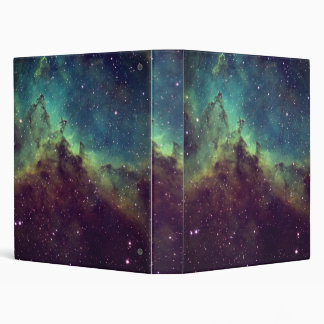 Space Case 3-Ring Binder