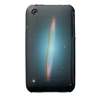 Space Case 4 - Sombrero Galaxy for iPod Touch iPhone 3 Case-Mate Cases