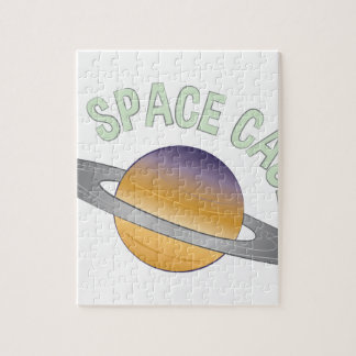 Space Case Jigsaw Puzzle