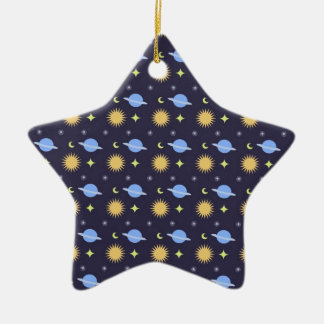 Space Case Ornaments