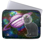 Space-Cat Cosmo Laptop Sleeve