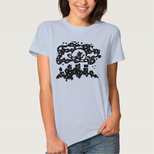 Space Cat shirt