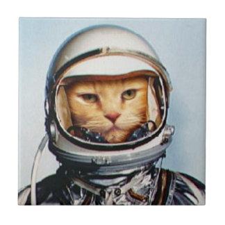 Space Cat Tile