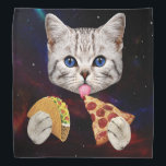 "Space Cat with taco and pizza Bandana<br><div class=""desc"">cat , galaxy , cute , pet , meow , ""funny cat"" , ""cat meme"" , ""taco cat"" , ""pizza cat"" , ""space cat"" , pussy , meme , cats , funny , cosmos , kittens , kitty , universe , ""cute cat"" , feline , lolcats , ""lol cats"" , ""cat funny"" , ""funny kittens "", ""space cats "", ""cats in space"" , ""cat cute"" , ""cat in space"" , ""meme cat"" , ""funny kitten"" , ""cosmic cat"" , ""cat with...</div>"