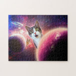 """&quot;Space Cats&quot; LOL 11x14 Photo Puzzle with Gift Box<br><div class=""""desc"""">Give this fun &quot;Space Cats&quot; puzzle as a gift or keep for yourself to put together on a lazy afternoon!</div>"""