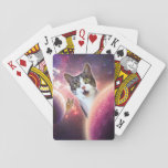 "&quot;Space Cats&quot; LOL Playing Cards, Standard Index Playing Cards<br><div class=""desc"">Add more fun to your card games with a &quot;Space Cats&quot; playing card deck!</div>"