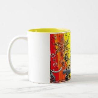 Space Cats Mug mug